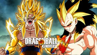 getlinkyoutube.com-Golden Goku VS Rigor | Dragon Ball Xenoverse MODS (Duels)