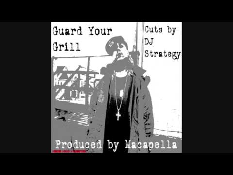 Father Focus Confucius - Guard Your Grill ft DJ Strategy (prod. by Macapella)