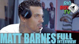 getlinkyoutube.com-Matt Barnes Speaks On Relationships, Floyd Mayweather, And More! (Full Interview)   BigBoyTV