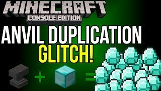 getlinkyoutube.com-Minecraft Xbox & PS3: [Anvil] How to Duplicate Items with an Anvil! | Anvil Duplication Glitch!