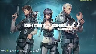 Ghost in the Shell Online First Connection CBT Demolition Bomb Mode