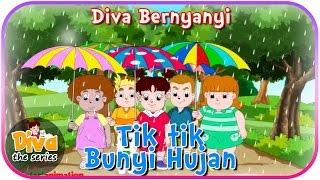 getlinkyoutube.com-Tik Tik Bunyi Hujan | Diva bernyanyi | Diva The Series Official
