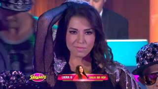 Sabadazo Bailando 5 por ti Laura G 24 octubre 2015