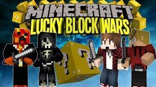 Minecraft Lucky Block Wars #1 | 1# ماين كرافت:حرب مكعبات الحظ