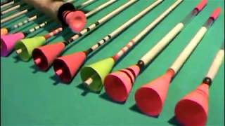 getlinkyoutube.com-How to Make the Best Blowgun Blowpipe and Darts!