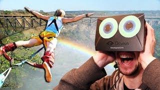 getlinkyoutube.com-3...2...1...BUNGEEEE | Oculus Rift Bungee Jumping