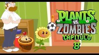 getlinkyoutube.com-Plantas vs zombies animado 8 (PARODIA) Jehu Llerena