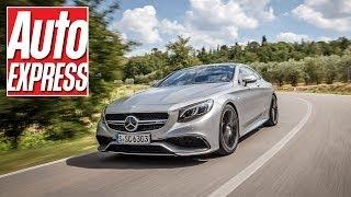 getlinkyoutube.com-Mercedes S-Class Coupe review