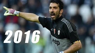getlinkyoutube.com-Gianluigi Buffon - Best Saves 2016  ● Amazing Saves Show  ● HD