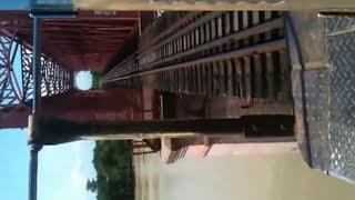 getlinkyoutube.com-Train journey - from engine room! Kulaura - Sylhet!