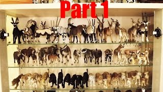 getlinkyoutube.com-MartinH Collection (Schleich, Papo, Safari Ltd., CollectA, Mojo, Bullyland, ... ) part 1
