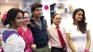 getlinkyoutube.com-Manish Raisingha, Avika Gor spotted together