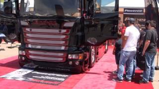getlinkyoutube.com-SARANTOS scania you truck fiesta 2013