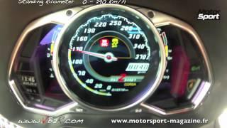 getlinkyoutube.com-lamborghini Aventador  0-290 km/h LP 700-4 . full speed . standing kilometer (gopro)