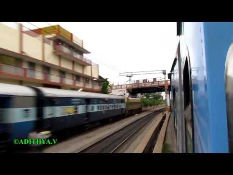 36. IR: Shatabdi express rockz BYPL and meets JAWAHAR