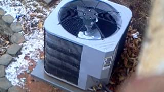 getlinkyoutube.com-Heat pump defrost and steam show!