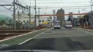 getlinkyoutube.com-USJ周辺の一番安い駐車場パーキングはココ! ユニバーサルスタジオジャパン