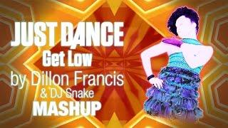 getlinkyoutube.com-Get Low (Beta Mashup) - Just Dance 2015