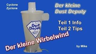 getlinkyoutube.com-Werkstattsauger / Dust Deputy / Cyclone / Zyclone, Absaug- Vorstufe Teil 1 von 2