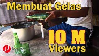 getlinkyoutube.com-Cara Gampang Merubah Botol Bekas Menjadi Gelas (Bottle Cutter)