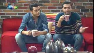 getlinkyoutube.com-حديث بين رفائيل ومحمد س وحنان في صالة ليوم الاثنين 19-10-2015
