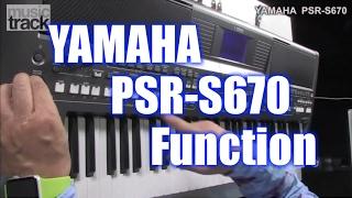 getlinkyoutube.com-YAMAHA PSR-S670 Demo & Review - Function [English Captions]