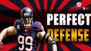 getlinkyoutube.com-Perfect Defense !! No Nano Blitzing | Tournament Lock Down Defense| Madden 16