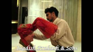 getlinkyoutube.com-Royal Safa Turban Head Wear Pagdi for Wedding Events in Delhi, INDIA {09811376208}
