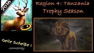 getlinkyoutube.com-Deer Hunter 2016 Region 4: Tanzania / Trophy Season