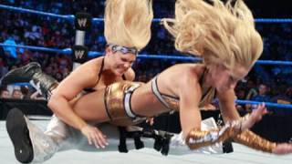 getlinkyoutube.com-SmackDown: Kelly Kelly vs. Michelle McCool