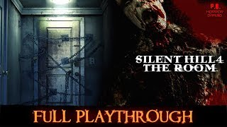 Silent Hill 4 : The Room |Full PS2 Playthrough| Longplay Gameplay Walkthrough No Commentary