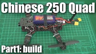 getlinkyoutube.com-Review: Cheap carbon Chinese 250-size mini quadcopter (part 1)
