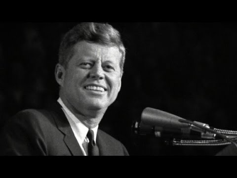 Video message marks JFK's 100th birthday