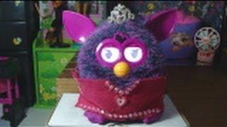getlinkyoutube.com-Os acessórios da minha Furby Lulu Julia Silva