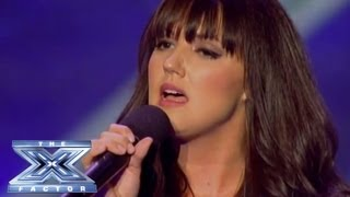 "getlinkyoutube.com-Rachel Potter - Proves Her Point with ""Somebody to Love"" by Queen - THE X FACTOR USA 2013"