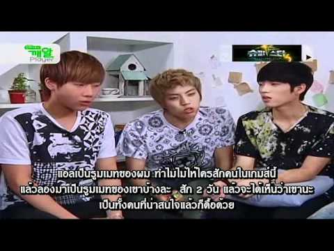 [THAISUB] INFINITE Sesame Player EP9 1/2