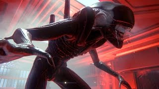 getlinkyoutube.com-Alien Isolation All Deaths & Scary Moments Ultra Settings