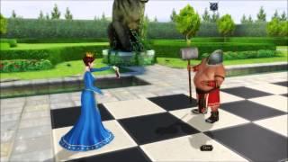 getlinkyoutube.com-Battle Chess: Game of Kings - Rampaging Queen (PC HD Gameplay)