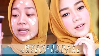 getlinkyoutube.com-GRWM : MY EVERYDAY MAKEUP (Update) | Cheryl Raissa
