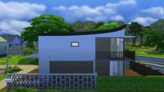 getlinkyoutube.com-The Sims 4 Modern House - Essentials for Couples [HD] [Download]