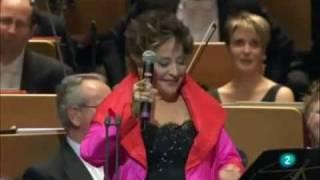 getlinkyoutube.com-The speech of TERESA BERGANZA for Placido DOMINGO