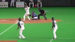 getlinkyoutube.com-白井コーチのアウトカウントがロック過ぎる@札幌ドーム 2016.03.06