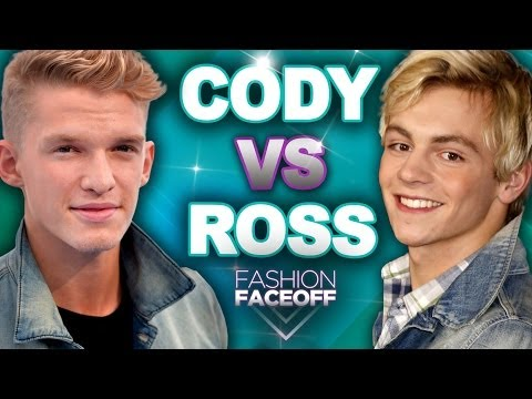 Cody Simpson vs Ross Lynch: Best Style?? - Fashion Faceoff G