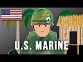 U.S. MARINE Vietnam war