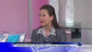 Iliana López invita al Gulfshore Ballet en Fort Myers
