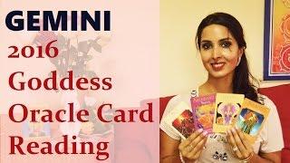 getlinkyoutube.com-Gemini 2016 Goddess Oracle Card Reading