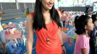 getlinkyoutube.com-Julie Anne @17 with the kids from HORF part 1