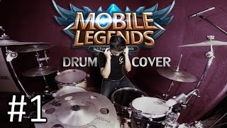 Mobile Legends - Drum Cover by IXORA width=