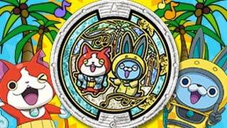 getlinkyoutube.com-新妖怪メダル『うたメダル』に爆笑ww 4曲一気に召喚ソング視聴!ジバニャン・USAピョン・たべものがかり・ドンブリーズカム・トゥルー このパロいいの!?w 妖怪ウォッチ