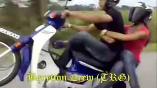 getlinkyoutube.com-Mat Rempit Terengganu Benetton Crew Terengganu